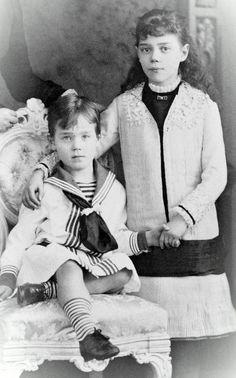 Michael & Xenia, 1884.