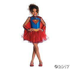 Rubie's Costume Co Supergirl Tutu Costume Kids or Toddler Superman Superhero Halloween Fancy Dress Kids Tutu, Toddler Tutu, Toddler Costumes, Tutus For Girls, Girl Costumes, Toddler Girls, Costume Craze, Kids Girls, Cosplay Costumes