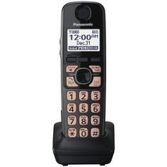 Panasonic KX-TGA470B Extra Handset for 47XX-series Cordless Phones by Panasonic. $34.66. At Panasonic, we believe the best technology makes life less complicated. That's why we've designed our 2012 line of DECT 6.0 Plus telephones to simplify the way you make and take calls. We made our phones easier than ever to see, hear and use so keeping in touch has never been easier. A large LED light atop the handset lets you know when someone calls, perfect for when you can't ...