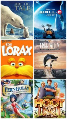 1000 images about earth day nature in the classroom on for Family friendly thanksgiving movies