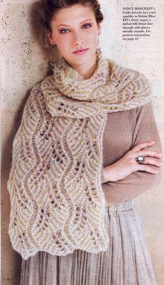 Diy Crafts - -ClippedOnIssuu from Vogue knitting international magazine holiday 2014 Vogue Knitting, Knitting Blogs, Lace Knitting, Knitting Stitches, Knitting Designs, Knitting Patterns Free, Knit Patterns, Vintage Knitting, Vintage Crochet