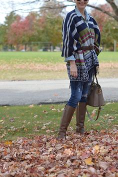The Last of Fall + A Cozy Giveaway | Style in a Small Town