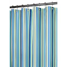 "Park B. Smith Strings Stripe Blueberry 72"" x 72"" Watershed Shower Curtain - Bed Bath & Beyond $25"
