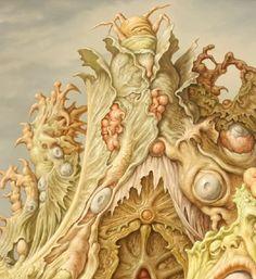 Johfra Bosschart surrealismo esotérico - Taringa!