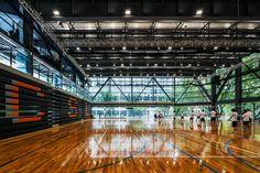 Gallery of São Luís Sports & Arts Gymnasium / Urdi Arquitetura - 1