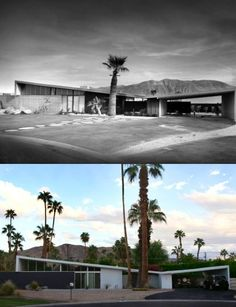 Twin Palms House, Palm Springs.