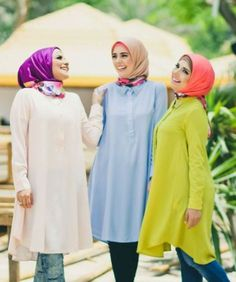 plus size blouses for veiled women Delicate hijab designs for women http://www.justtrendygirls.com/delicate-hijab-designs-for-women/