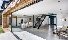 Open Plan Extension with bulthaup b1 - Hobsons Choice