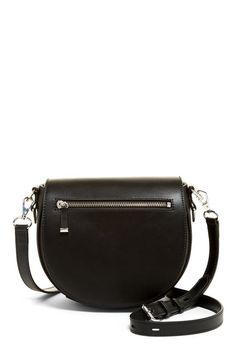 Image of Rebecca Minkoff Astor Leather Saddle Bag
