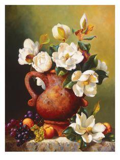 Blumen & Pflanzen (Dekorative Kunst) Poster bei AllPosters.de