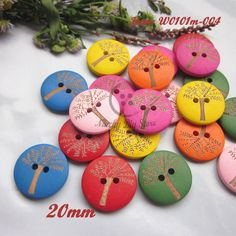 Find More Buttons Information about The new 20mm mixed colorful laser carving tree buttons wooden scrapbooking accessories sewing material wholesale,High Quality material button,China accessories fascinators Suppliers, Cheap material vision from Niucky Diy store(Buttons) on Aliexpress.com