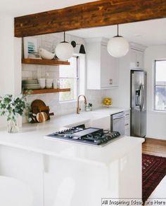 6 Insane Midcentury Modern Kitchen Decor Ideas