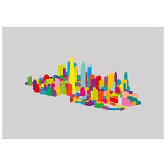 New York WTC Print 56x80, 54€, now featured on Fab.