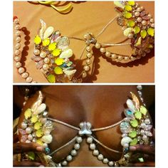 Neon and Pearls #gingerwirebras Neon Carnival, Carnival Outfits, Carnival Birthday, Caribbean Carnival Costumes, Trinidad Carnival, Dance Fashion, Fashion Night, Festival Wear, Festival Outfits