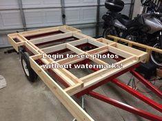 View topic - on a HF trailer - First build - On the Road! Small Camper Trailers, Small Camping Trailer, Diy Camper Trailer, Build A Camper, Tiny Camper, Small Trailer, Camper Caravan, Camping Trailers, Trailer Build