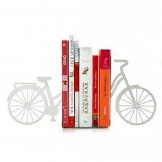 Howkapow - Ladies Bike Bookends