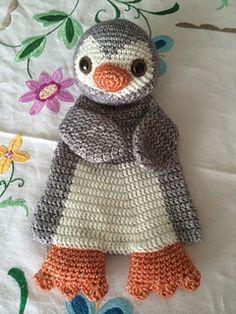 Ravelry: YarnandFloss' Baby Edward's Penguin Crochet Baby, Knit Crochet, Remove Oil Stains, Baby Security Blanket, Bedtime, Penguins, Crochet Projects, Ravelry, Crochet Patterns
