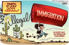 Illegal Fourth ***  There are 2 words -- just 2 words -- that Obama, Congress and Corporate America hope you'll never realize. Watch this video ad and discover what they are…  http://patriotproducts.org/go/just-2-words/  ***   Posted on July 3, 2014, 12:30 pm from http://www.cagle.com/2014/07/illegal-fourth/