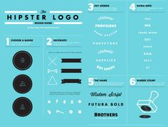 "How to make a ""hipster"" logo"
