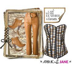 """Women Wear Leather""   #atomicjane @Atomic_Jane1  http://atomicjaneclothing.com"