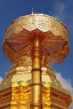 Wat Phrathat Doi Suthep, Thailand | Flickr: Intercambio de fotos