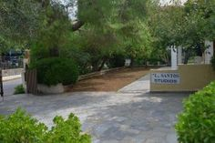 Welcome to Santos Holidays, an Ideal Apartment complex for families and couples. We are located in Corfu, Dassia just 50 - 100 meters from the beach. Corfu Apartments, Rental Apartments, Corfu Island, Apartment Complexes, Holiday Apartments, Luxury Holidays, Studios, Beach, Saints
