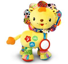 Read about Crinkle And Roar Lion in our 2016 Toy Reviews. Check out top plush toys and girls toys for 2016 at The Toy Insider.