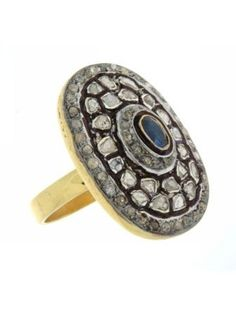 Large Oval Ring at Jennifer Miller Jewerly