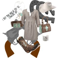 """Country Cutie"" by countrygurl16 on Polyvore"