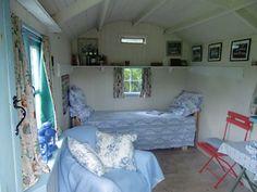 3Shepherd Hut Glamping Somerset