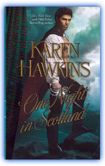 One Night in Scotland, Book 1 in the Hurst Amulet Series
