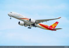 Hong Kong Airlines recibió su primer Airbus A350-900 - Transponder 1200 | Aviation News (Comunicado de prensa) (Suscripción) (blog)