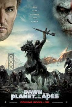 Dawn of the Planet of the Apes, Everything I Wanted It To Be!