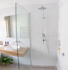 Ada Bathroom, Handicap Bathroom, Downstairs Bathroom, Bathrooms, Home Renovation, Home Remodeling, One Bedroom House Plans, Disabled Bathroom, Shower Systems