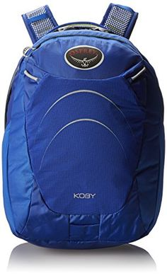 Osprey Packs Koby Daypack Spring 2016 Model Bravo Blue *** Click image to review more details.