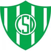 Club Sportivo Desamparados de San Juan Logo. Get this logo in Vector format from https://logovectors.net/club-sportivo-desamparados-de-san-juan-1/