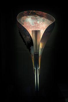 Museum of London :: The London 2012 Olympic Cauldron