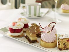 15 Places For Afternoon Tea You Must Visit Before You Die (England)