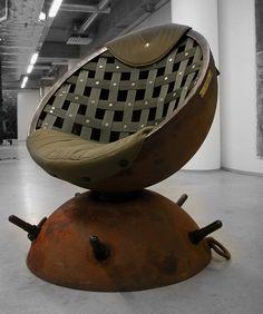 Pöördtool chair - Marinemine