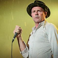 Music: Tragically Hip's Gord Downie diagnosed with terminal brain cancer Good Music, My Music, Ebook Cover Design, The Big C, Cnn Breaking News, Canadian Things, Sad Day, Hip Hip, Good People