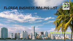 Best Florida Business Mailing List | B2B Data Services The Florida Business Mailing List by B2B Data Services contains mailing subtle elements of different businesses in Florida. These businesses have a place with the parts of tourism, hospitality, gambling, together with education and media. #best #florida #state #business #mailing #email #address #list