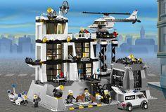 45 Best Lego City Police Station Images Lego City Police Station