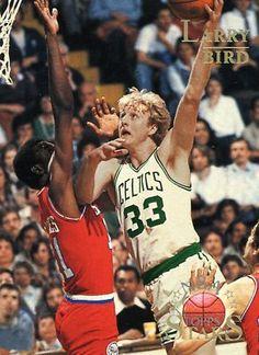 RARE 96/97 TOPPS NBA STARS LARRY BIRD BOSTON CELTICS MINT