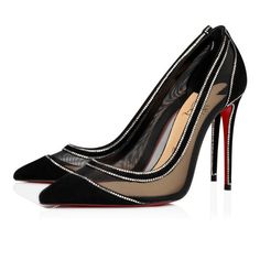 Christian Louboutin OFF!>> Womens New Arrivals - Designer Shoes Handbags - Christian Louboutin Online Boutique 4191195 Louboutin Online, Louboutin Shoes, Shoes Heels, Christian Louboutin Outlet, Manolo Blahnik Heels, Fashion Heels, Fashion Outfits, Designer Shoes, Me Too Shoes