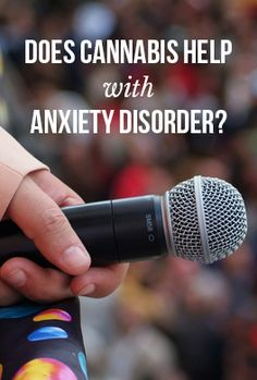 Does cannabis help with anxiety disorder? Brewbudz™ by Cannabiniers - The new standard in edibles #Brewbudz