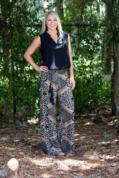 Queen of the Jungle pants <3