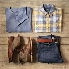 Dressing Style for Man