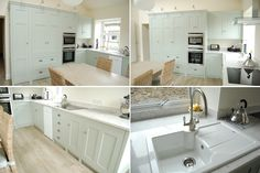 Fitted Bespoke Kitchens - Eastburn Country Furniture