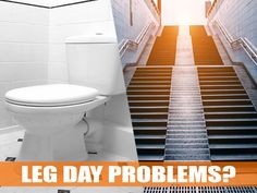 Herkenbare problemen na je legday?! #workout #legday  #problems #fitness #basicfit