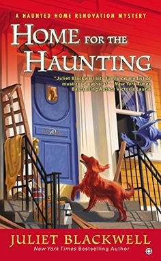Home for the Haunting: A Haunted Home Renovation Mystery by Juliet Blackwell http://www.amazon.ca/dp/0451240707/ref=cm_sw_r_pi_dp_cvykvb11XMC9F
